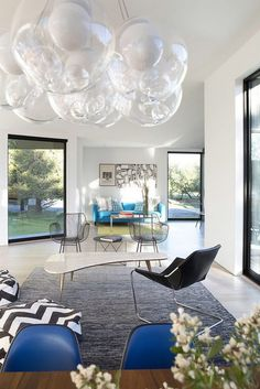 Modern Weekend Bungalow in Westhampton, NY, Young Projects 14