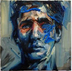 Google Image Result for http://www.lapetitemortgallery.com/wp content/uploads/2012/04/1 Andrew Salgado London England Born in Canada_Smother #portrait #painting