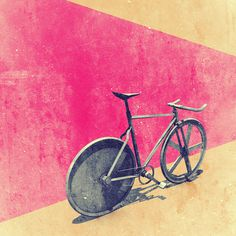 Pursuit #polygon #fixie #3d #bike