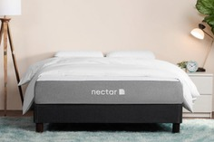 Nectar mattress foundation - front view