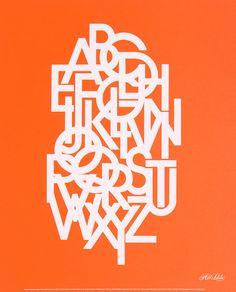 herb lubalin poster.jpg (800×992) #lubalin #garde #avant #herb