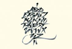 Calligraphica #caligraphy #typography