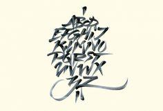 Calligraphica #caligraphy #typography