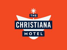 The Christiana Motel #logo #motel
