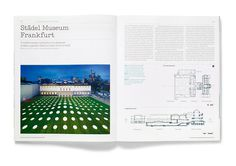 RIBA Journal & PIP supplement Matt Willey #spread #print #layout #magazine