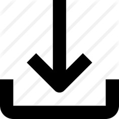 See more icon inspiration related to download, inbox, down arrow, direction, ui, multimedia option, orientation, downloading, multimedia and arrows on Flaticon.