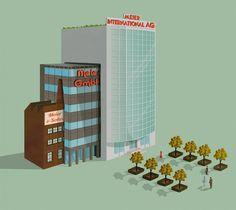 HSBC #illustration