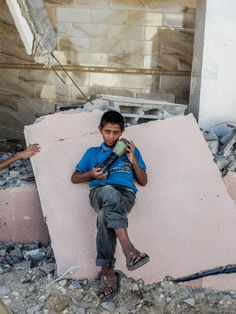 Wall-B World Wild: http://off-the-wall-b.tumblr.com/tagged/photography #gaza #child #israel #palestine #photojournalism