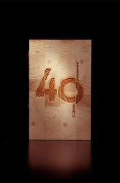 """40″ Greeting Card « Four Fifths Design #product #card"