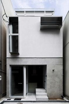 Architecture Photography: House A / Takeshi Hamada - House A / Takeshi Hamada (131080) - ArchDaily #sasakura #japanese #architechture