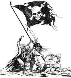 Click to Close #pirates #munkone