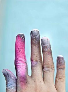 Hand #pry #sky
