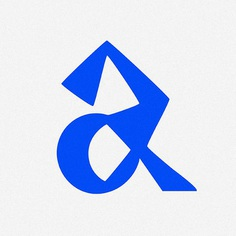 A – by Studio Lookout #typography #lettering #typedesign #type #A #graphicdesign