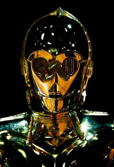 Tumblr #c3-po #star wars #robot