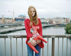 Oyster Magazine 1 : MadsTeglers #sweden #stockholm #girl