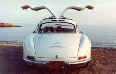 Mercedes alas de gaviotas Chilenos #mercedes