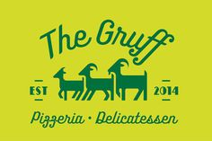 Logo #logo #gruff #goats #the