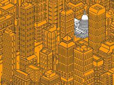 Fast Company - Matt Chase | Design, Illustration