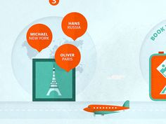 SELECT AN EXPERT icon 3 infographics #icon #infographics #travel #texture #illustration #info #plane #graphics #airport