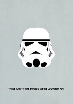 Bogan's Star Wars Minimalism | thaeger - blog this way #illustrations