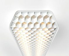 Vaeder Office Fixture by Supermodular - #lamp, #design, #lighting, lights, lighting design