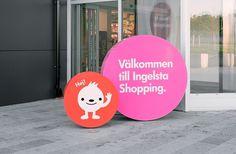 Ingelsta Shopping by BVD