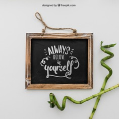 Quote on chalkboard with bamboo Free Psd. See more inspiration related to Mockup, Spa, Health, Quote, Cute, Yoga, Text, Chalkboard, Mock up, Decoration, Bamboo, Healthy, Decorative, Peace, Mind, Balance, Relax, Meditation, Wellness, Healthy lifestyle, Lifestyle, Up, Relaxation, Composition, Mock, Peaceful, Sticks and Inner on Freepik.
