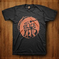 The Black Keys T-shirt #fashion #t-shirt #graphic #design