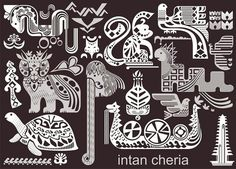 Contemporary batik indonesia japan #indonesia #design #art #batik