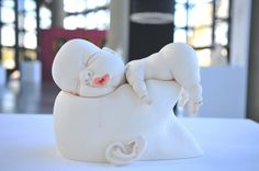 Johnson Tsang #lookinarttv #sculpture #dolls #tsang #art #johnson