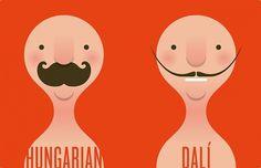 Tache Tags - Cookie #illustration #men #moustache