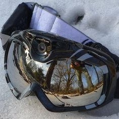 HD Sport Camera Goggles With Waterproof Video Camera #gadget