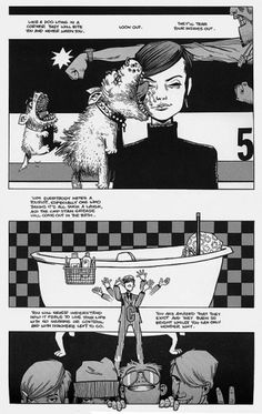 Swiss Cheese and Bullets - Journal - Pulp vs Hewlett #music #comic