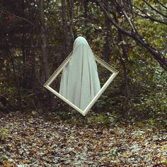 iGNANT #frame #sheet #ghost