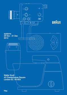 systems Braun | Hey #braun #illustration #swiss