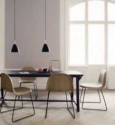 The Design Chaser: Gubi | Superior Styling #interior #design #deco #table #decoration