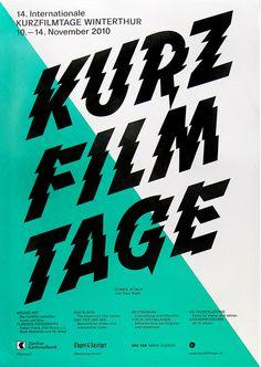 Philipp Herrmannhttp://www.philippherrmann.ch #design #graphic #poster #typography