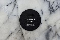Thomas Olive - David Grbac #type