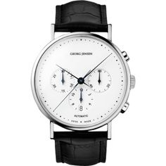 KOPPEL Automatic Chronograph With White Dial #watch