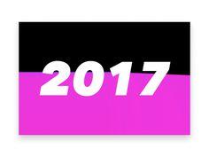 #happynewyear #2017 #c4d #animation #gif