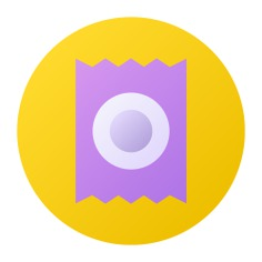 See more icon inspiration related to condom, healthcare and medical, prophylactic, health care, aids and rubber on Flaticon.