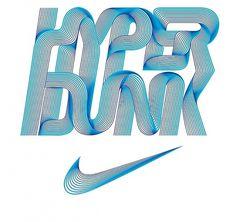 Nike Hyper Dunk on the Behance Network