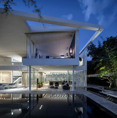 contemporary architecture, interior design, Pitsou Kedem Architects 9