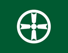 Kanji town icon, Japan #logo