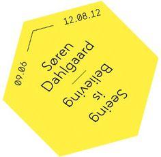 Designbolaget #minimalistic #yellow #book