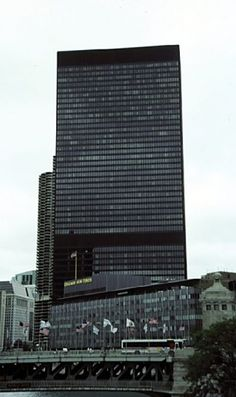 AD Classics: IBM Building / Mies van der Rohe | ArchDaily #ludwig #chicago #van #der #rohe #architecture #ibm #mies