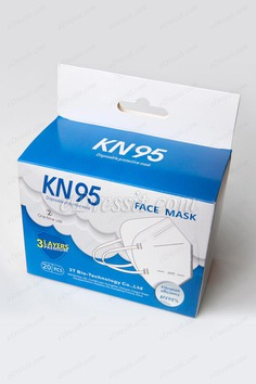 20 pcs KN95 CE FFP2 Mask Face Mask Respirator Protection CE Certificat (Mask004)