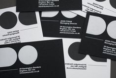 Chris Welsby : DO identity #card #minimal #business