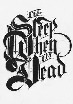 tumblr_lvzjc7u7oM1qh0381o1_500.jpg (495×700) #script #type #sleep #dead #lavish