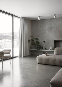 The Gjøvik House by Norm Architects
